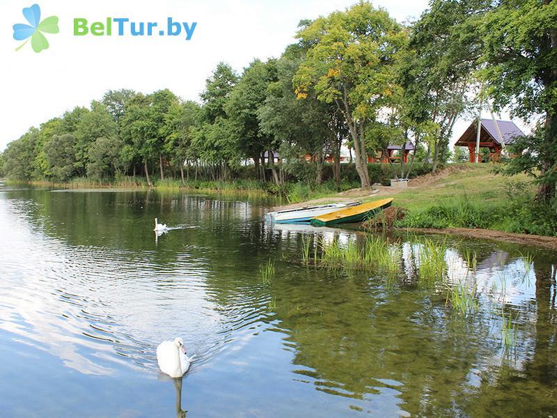 Отдых в Белоруссии Беларуси - база отдыха Белые Росы - Прокат лодок