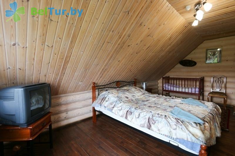 Отдых в Белоруссии Беларуси - база отдыха Белые Росы - дом (8 человек) (дом №1-4)