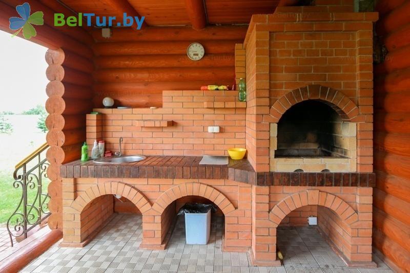 Отдых в Белоруссии Беларуси - база отдыха Белые Росы - Кухня