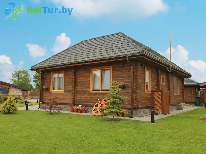 Отдых в Белоруссии Беларуси - усадьба Три медведя - дом «Садовый»