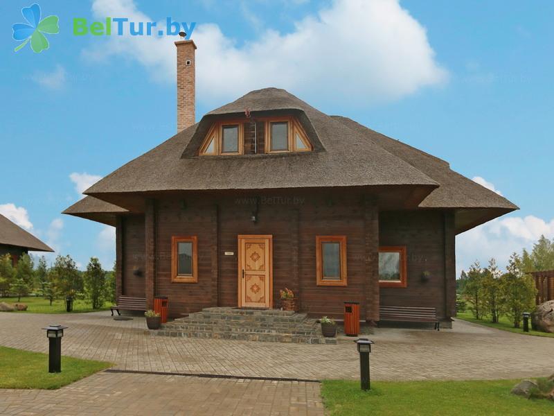 Отдых в Белоруссии Беларуси - усадьба Три медведя - дом «Соколиная охота»