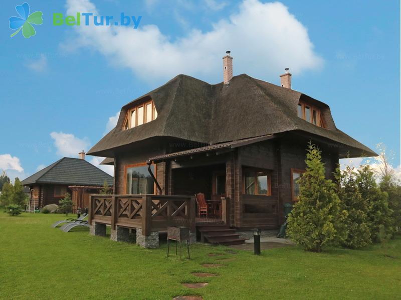 Отдых в Белоруссии Беларуси - усадьба Три медведя - дом «Озерный»