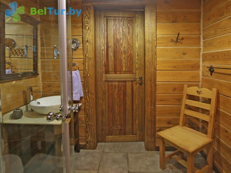 Отдых в Белоруссии Беларуси - усадьба Три медведя - дом (8 человек) (дом «Прованс»)