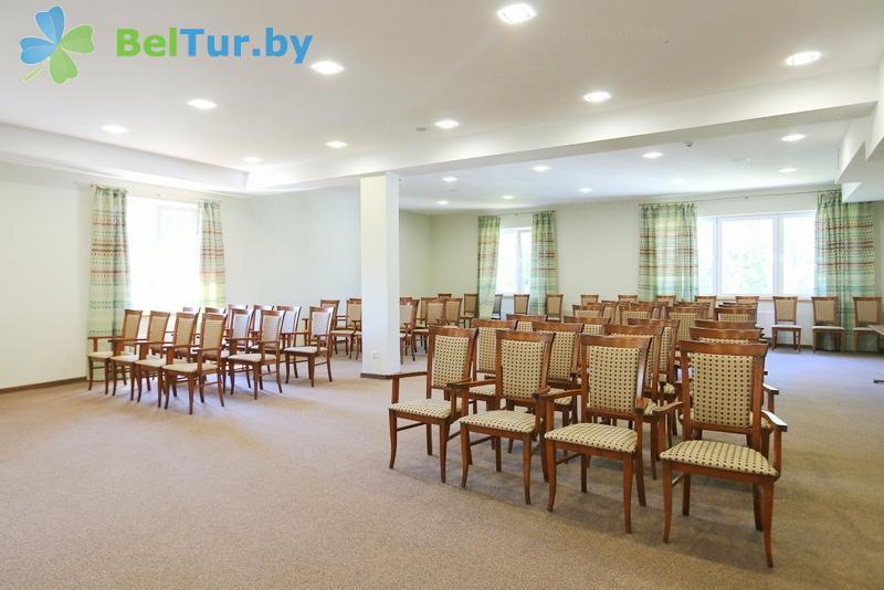 Отдых в Белоруссии Беларуси - гостиничный комплекс Грин Парк Отель - Конференц-зал