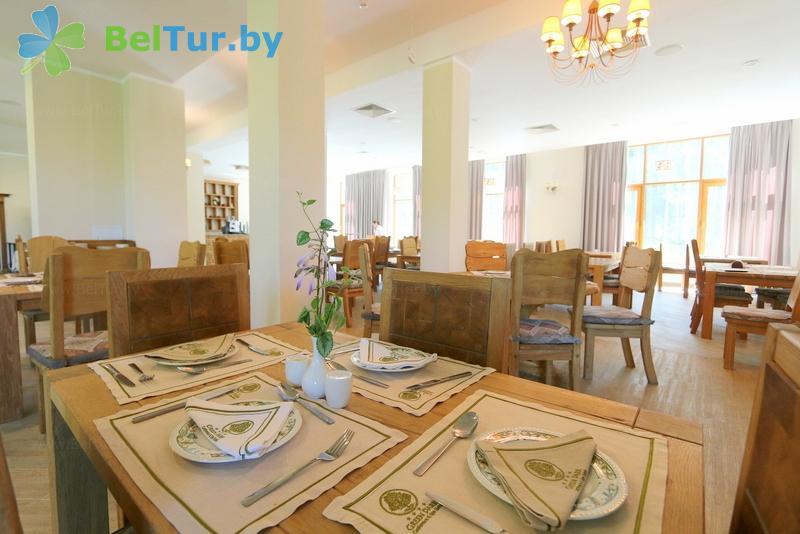 Отдых в Белоруссии Беларуси - гостиничный комплекс Грин Парк Отель - Ресторан