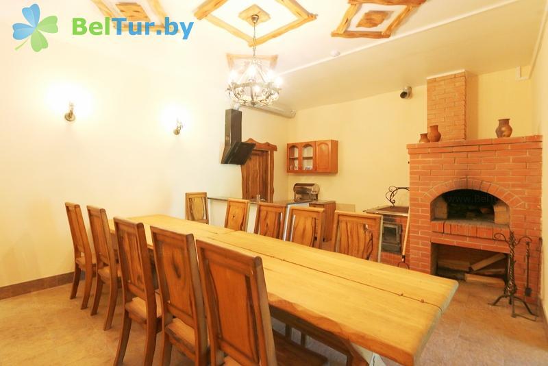 Отдых в Белоруссии Беларуси - гостиничный комплекс Грин Парк Отель - Кафе