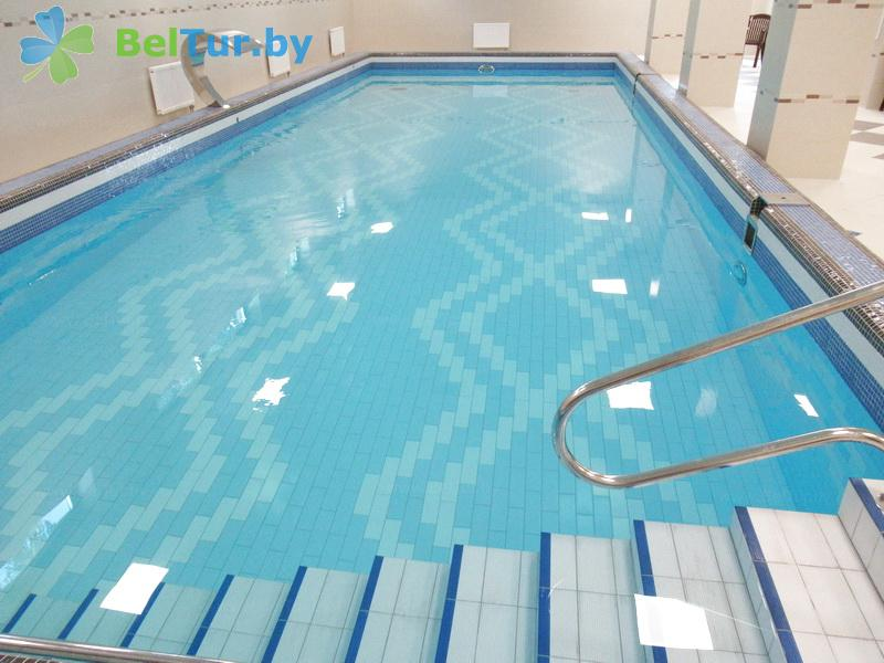 Rest in Belarus - hotel complex Green Park Hotel - Swimming pool