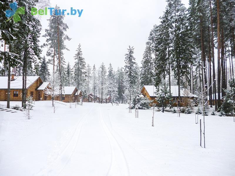 Отдых в Белоруссии Беларуси - гостиничный комплекс Грин Парк Отель - Территория и природа