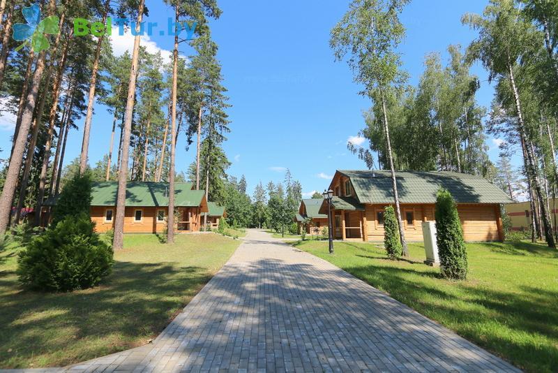 Rest in Belarus - hotel complex Green Park Hotel - Territory