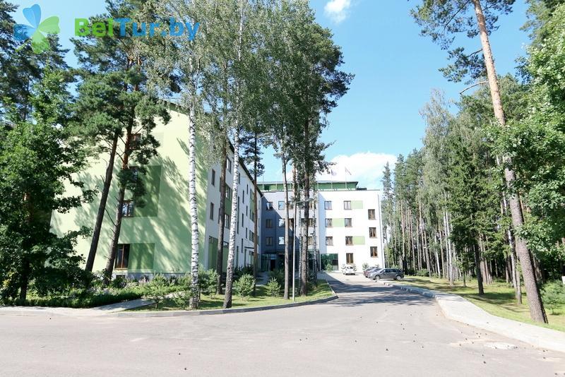 Rest in Belarus - hotel complex Green Park Hotel - hotel