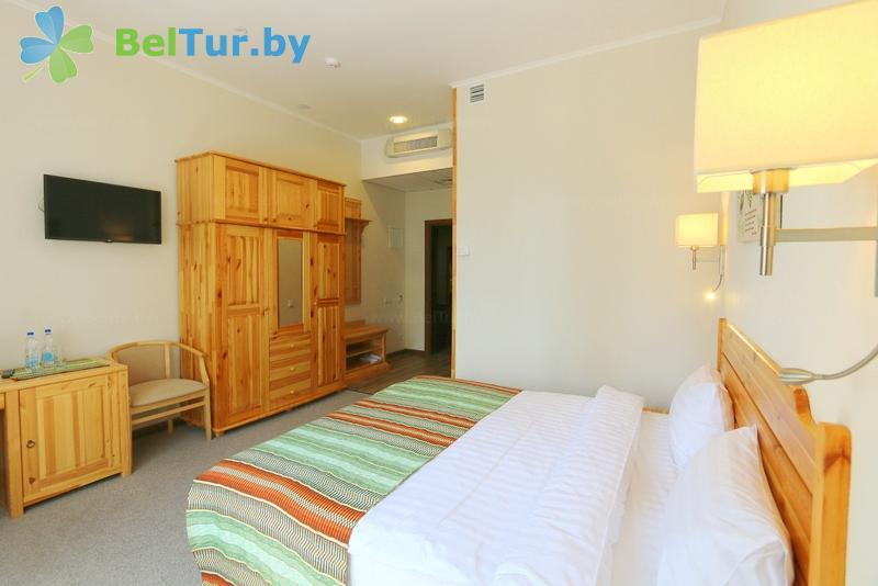Rest in Belarus - hotel complex Green Park Hotel - one-room double comfort (hotel)