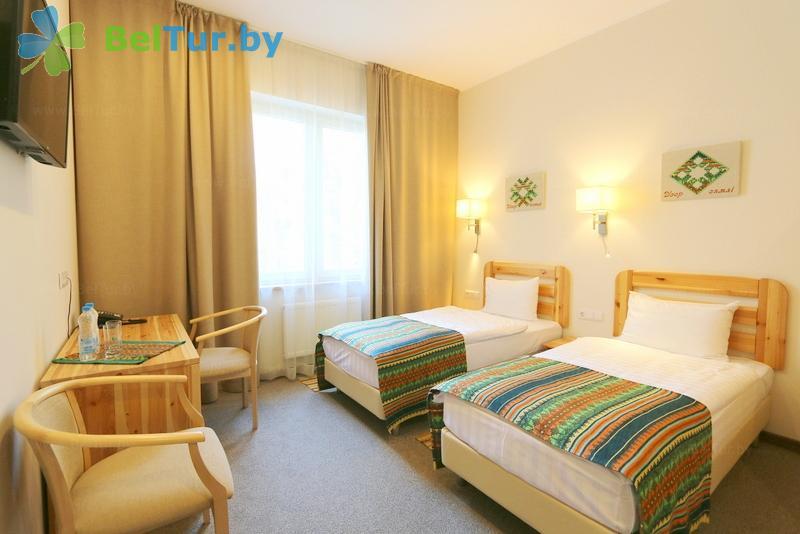 Rest in Belarus - hotel complex Green Park Hotel - one-room twin comfort (hotel)