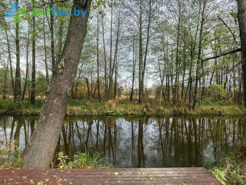 Отдых в Белоруссии Беларуси - дом охотника Гродненский - Пляж