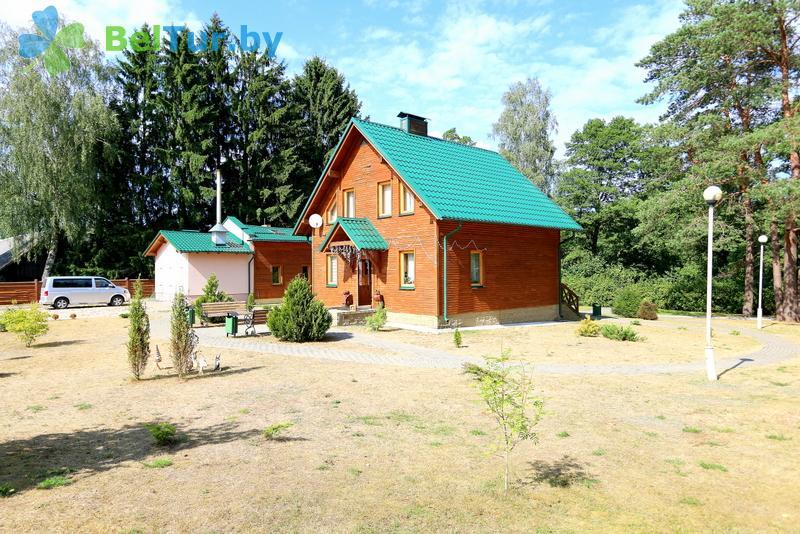 Отдых в Белоруссии Беларуси - дом охотника Гродненский - Территория и природа