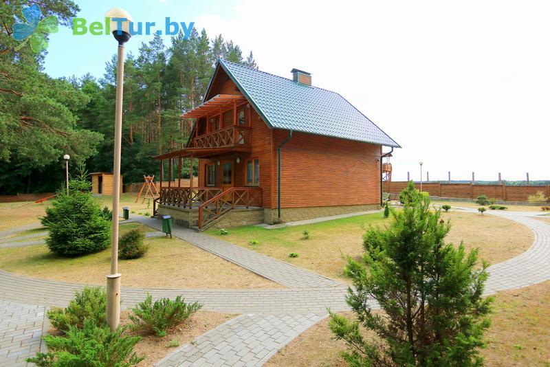 Отдых в Белоруссии Беларуси - дом охотника Гродненский - дом охотника