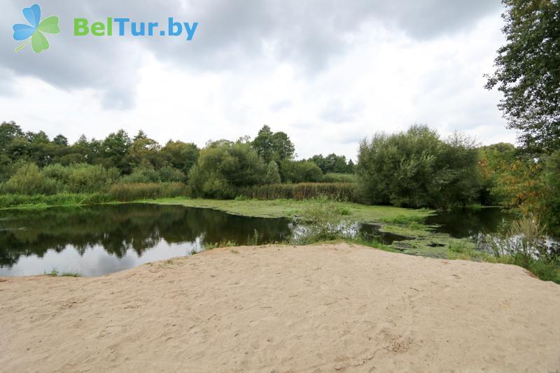 Отдых в Белоруссии Беларуси - база отдыха Чайка (Борисов) - Водоём