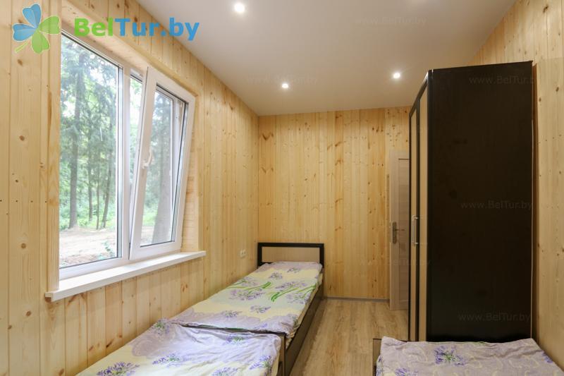 Отдых в Белоруссии Беларуси - база отдыха Чайка (Борисов) - дом (21 человек) (дом №1)