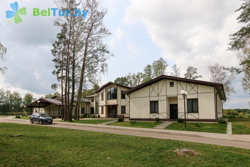 Отдых в Белоруссии Беларуси - база отдыха Чайка (Борисов) - корпус №2