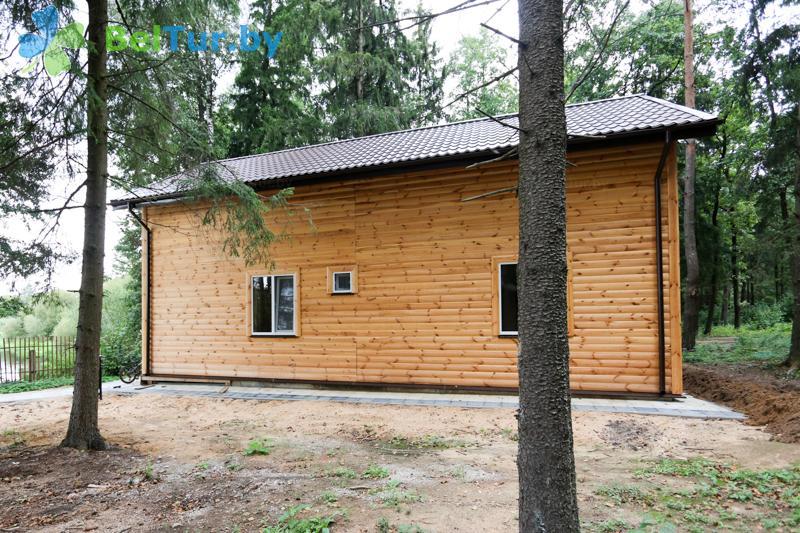 Отдых в Белоруссии Беларуси - база отдыха Чайка (Борисов) - дом №1