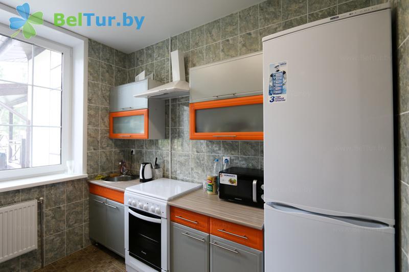 Отдых в Белоруссии Беларуси - база отдыха Чайка (Борисов) - Кухня