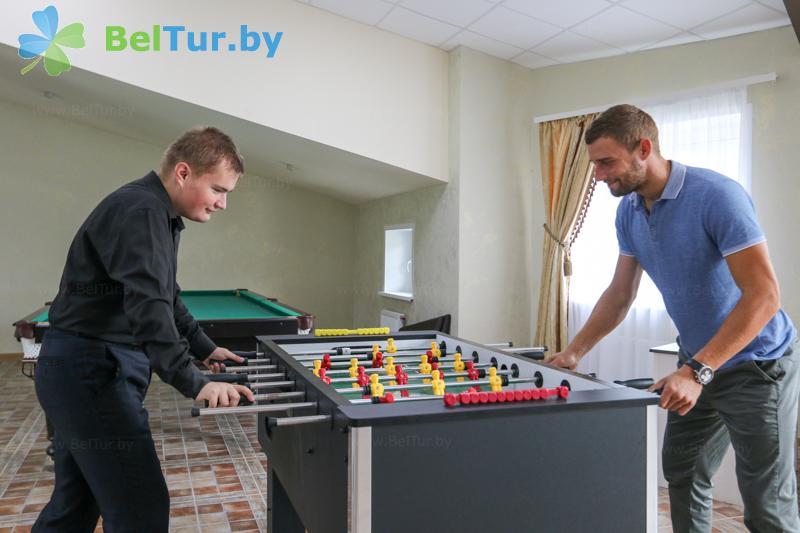 Отдых в Белоруссии Беларуси - база отдыха Чайка (Борисов) - Пункт проката