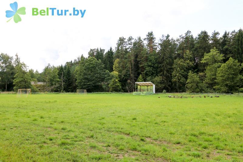 Отдых в Белоруссии Беларуси - оздоровительный комплекс Ислочь-Парк - Площадка для палаток