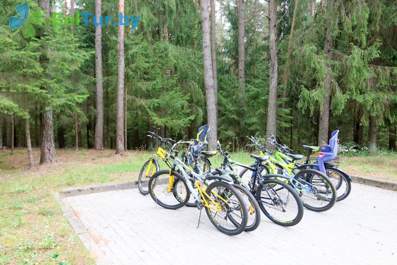 Отдых в Белоруссии Беларуси - оздоровительный комплекс Ислочь-Парк - Пункт проката