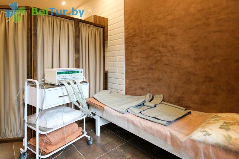 Отдых в Белоруссии Беларуси - оздоровительный комплекс Ислочь-Парк - Компрессионная терапия