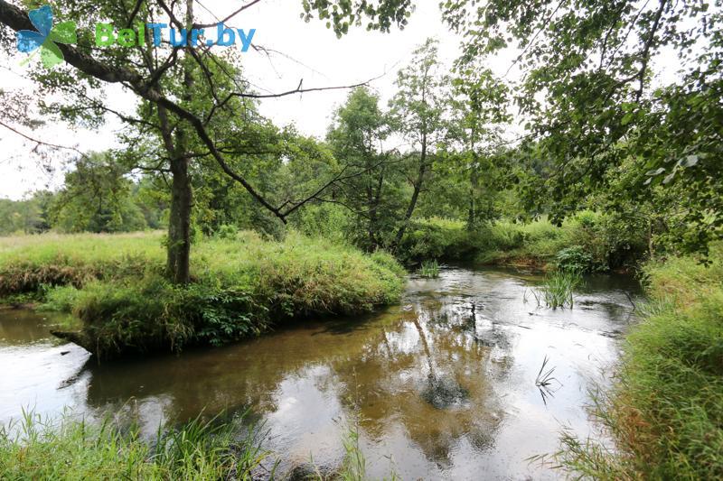Отдых в Белоруссии Беларуси - оздоровительный комплекс Ислочь-Парк - Водоём