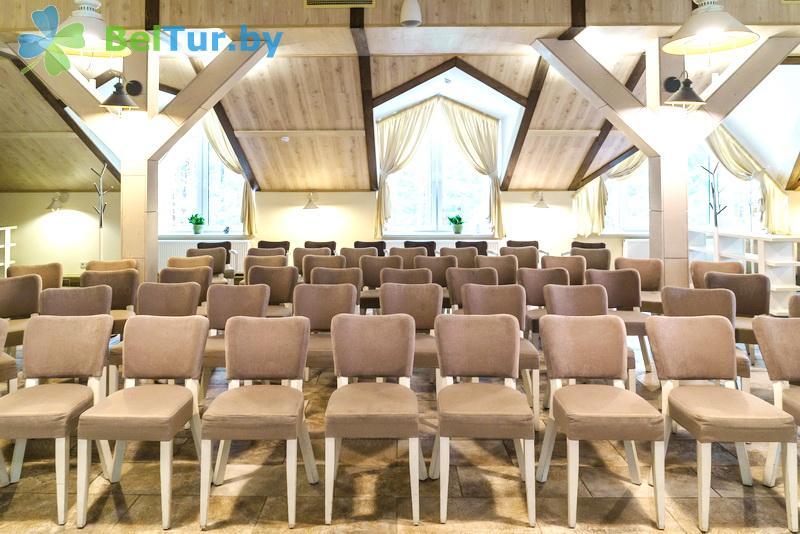Отдых в Белоруссии Беларуси - оздоровительный комплекс Ислочь-Парк - Конференц-зал