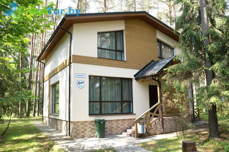 Отдых в Белоруссии Беларуси - оздоровительный комплекс Ислочь-Парк - гостевой дом №11