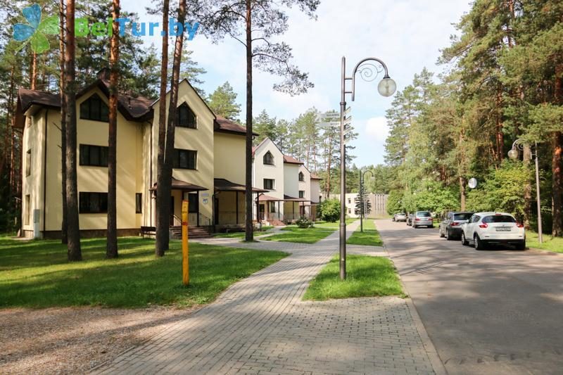 Отдых в Белоруссии Беларуси - оздоровительный комплекс Ислочь-Парк - Территория и природа