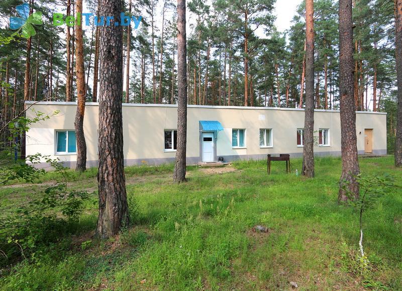 Отдых в Белоруссии Беларуси - оздоровительный комплекс Белино - гостевой домик