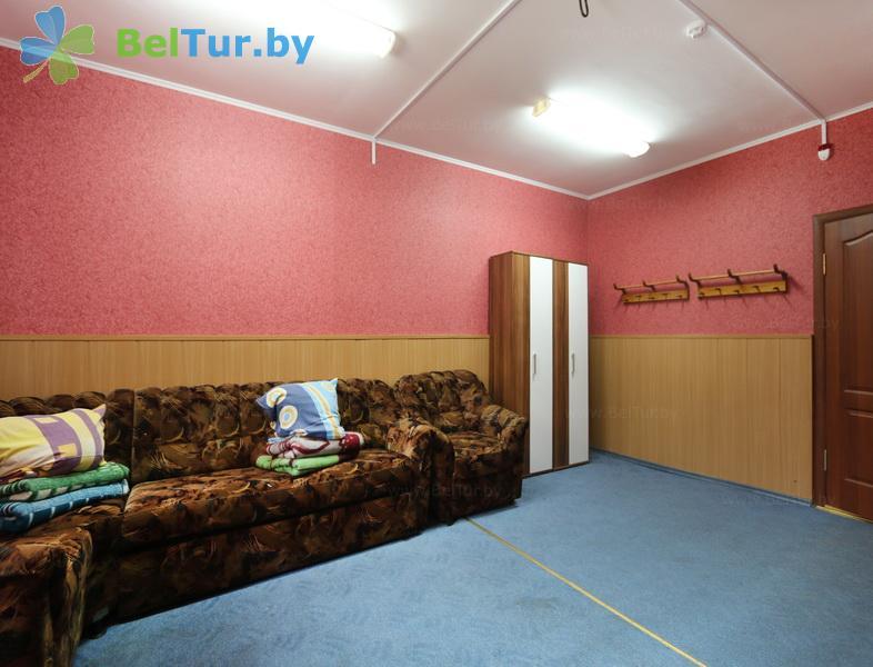 Отдых в Белоруссии Беларуси - оздоровительный комплекс Белино - восьмиместный пятикомнатный (гостевой домик)