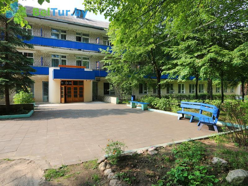 Отдых в Белоруссии Беларуси - оздоровительный комплекс Белино - основной корпус