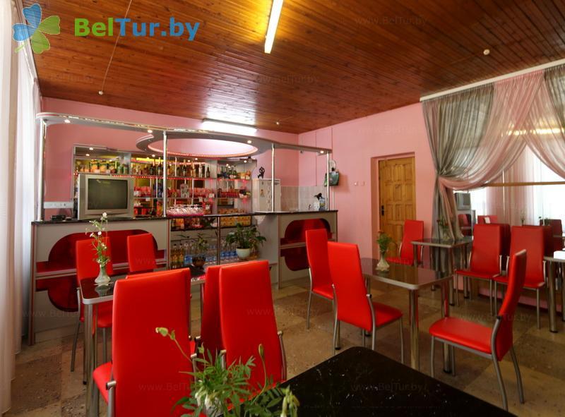Отдых в Белоруссии Беларуси - оздоровительный комплекс Белино - Бар