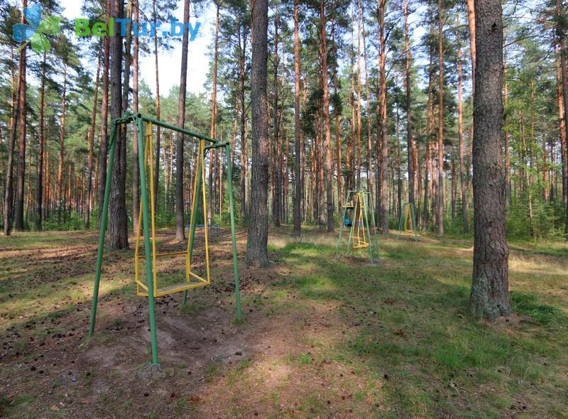 Отдых в Белоруссии Беларуси - оздоровительный комплекс Белино - Детская площадка