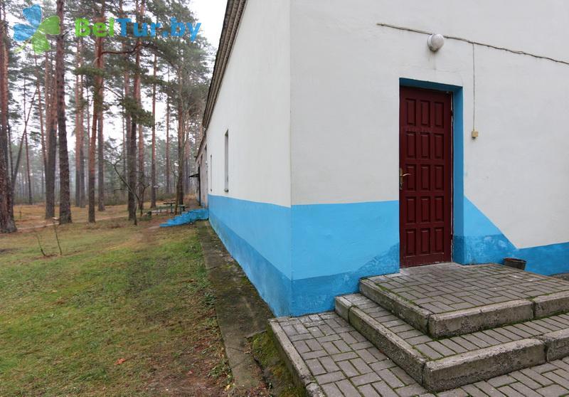 Отдых в Белоруссии Беларуси - оздоровительный комплекс Белино - сауна