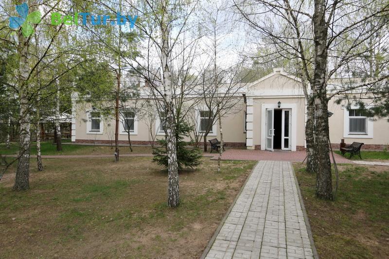 Отдых в Белоруссии Беларуси - гостиничный комплекс Вишневый сад - корпус №2