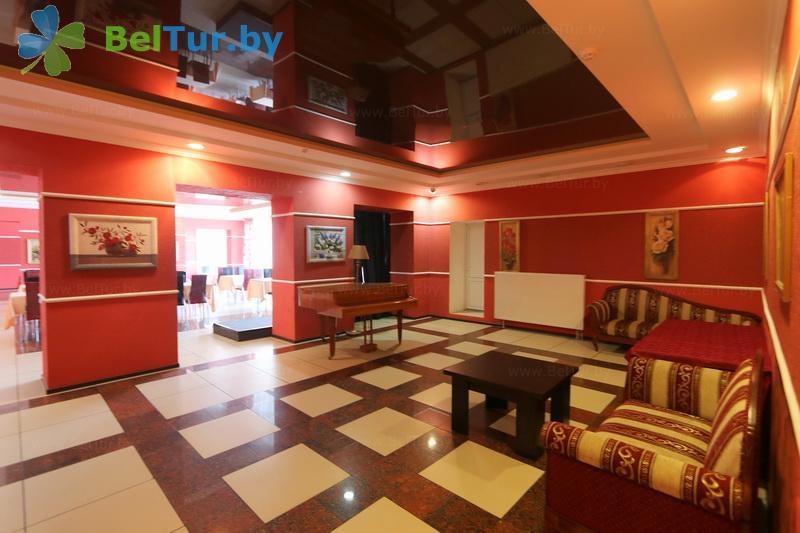 Отдых в Белоруссии Беларуси - гостиничный комплекс Вишневый сад - Банкетный зал
