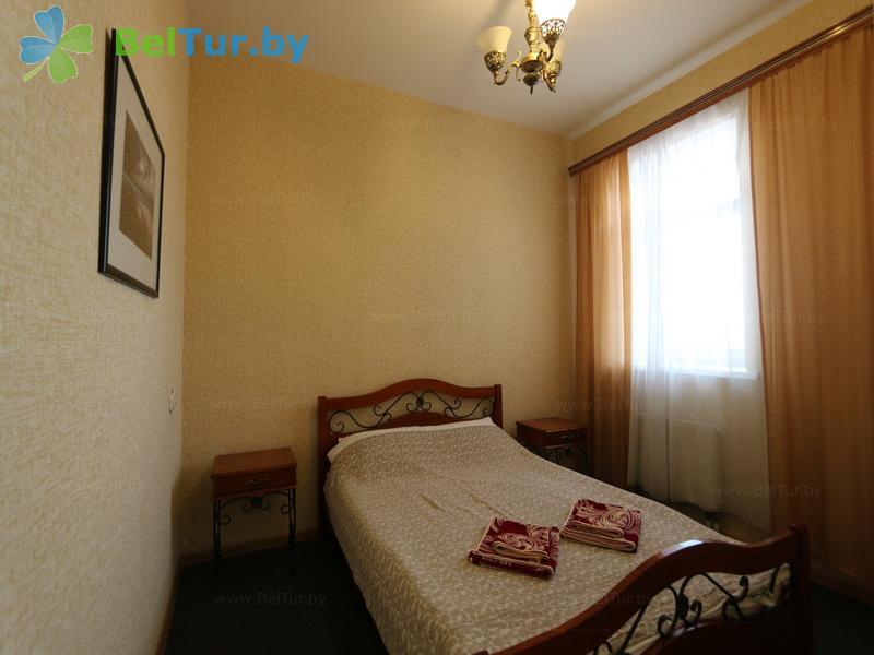 Отдых в Белоруссии Беларуси - гостиничный комплекс Вишневый сад - двухместный двухкомнатный комфорт плюс (корпус №1 (главный))