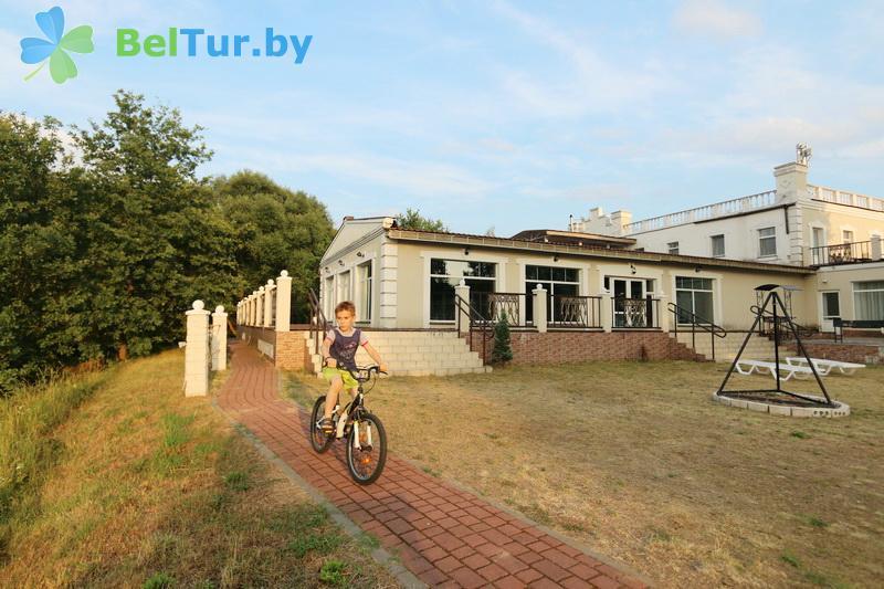 Отдых в Белоруссии Беларуси - гостиничный комплекс Вишневый сад - Пункт проката