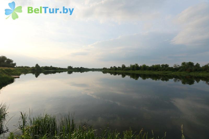 Отдых в Белоруссии Беларуси - гостиничный комплекс Вишневый сад - Рыбалка