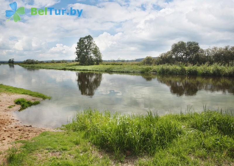 Отдых в Белоруссии Беларуси - база отдыха Высокий берег Немана - Водоём