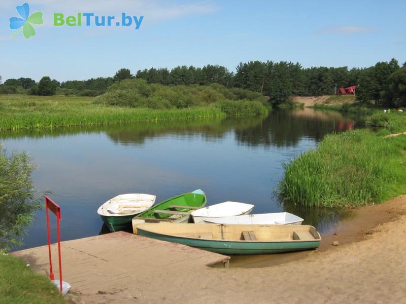 Отдых в Белоруссии Беларуси - база отдыха Высокий берег Немана - Пункт проката