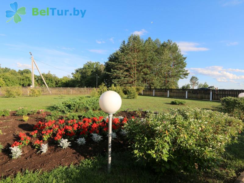 Отдых в Белоруссии Беларуси - дом охотника Старобинский - Территория и природа