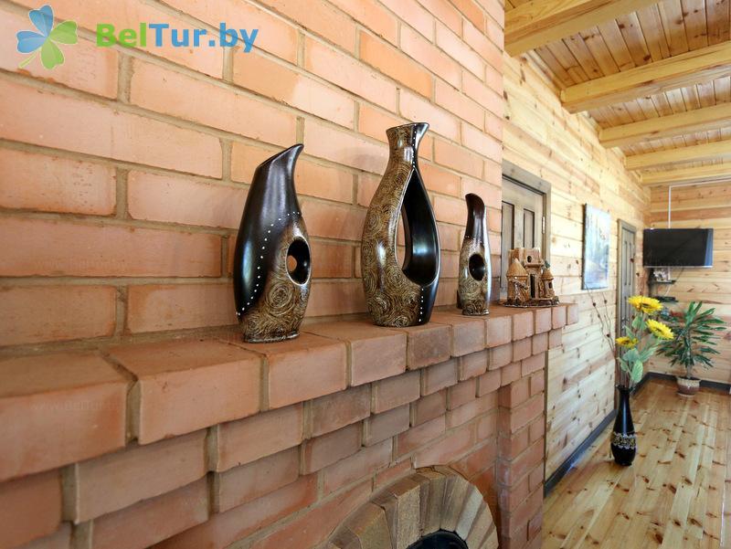 Отдых в Белоруссии Беларуси - дом охотника Старобинский - двенадцатиместный (дом охотника)