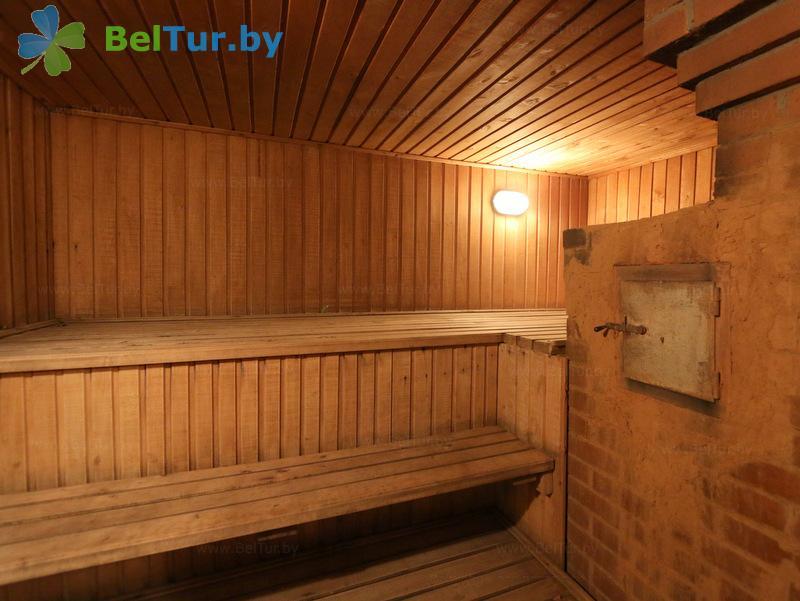 Отдых в Белоруссии Беларуси - дом охотника Старобинский - Баня русская