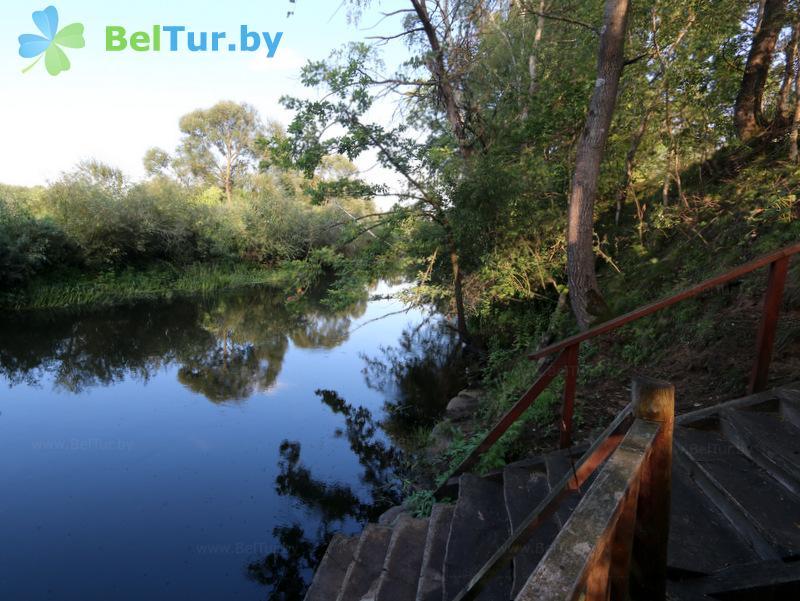 Отдых в Белоруссии Беларуси - дом охотника Старобинский - Рыбалка