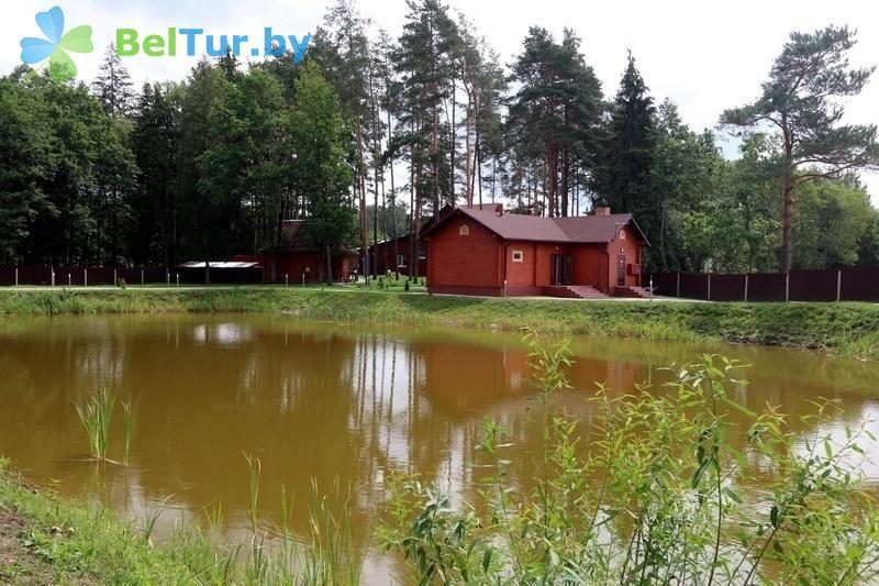 Отдых в Белоруссии Беларуси - дом охотника Глухариный ток - Водоём